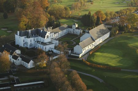 Overview of golf course named Chateau de La Tournette Golf Club - The English Course