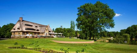 Overview of golf course named Golf Du Vaudreuil