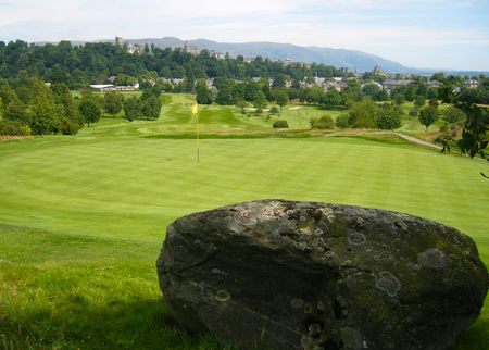 Stirling Golf Club Cover Picture