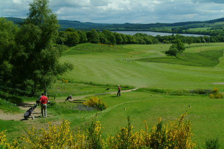 Dunkeld and birnam golf club cover picture