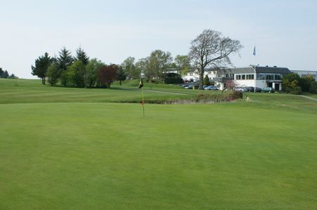 Gleddoch Golf Club Cover Picture