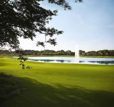 Overview of golf course named Buenaventura Golf Club