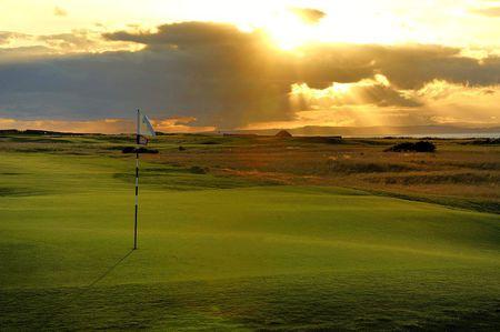 Craigielaw Golf Club Cover