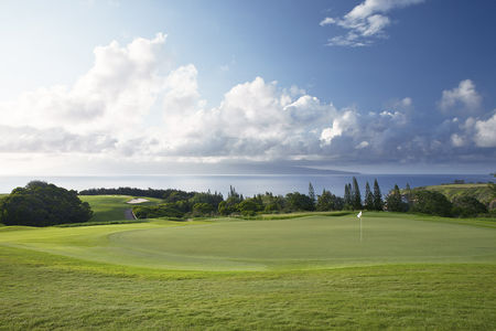 Overview of golf course named Kapalua - Plantation Course