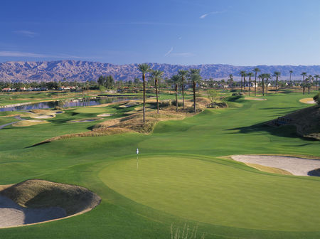 La Quinta Resort - Mountain Course Cover
