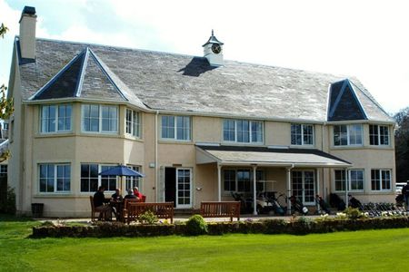 Roxburghe Golf Club Cover Picture