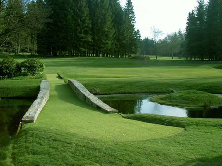 Downfield Golf Club Cover Picture
