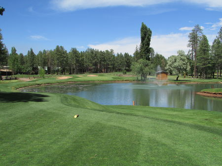 Pinetop Country Club Cover
