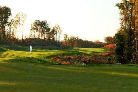 Potomac shores golf club cover picture