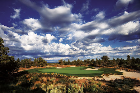 Pronghorn Golf Club Cover Picture