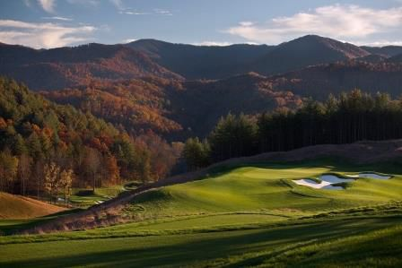 Sequoyah National Golf Club Cover Picture