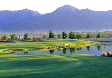 Talking stick golf club cover picture