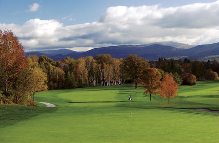 The Golf Club at Equinox Cover Picture