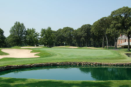 Muttontown Golf and Country Club Cover Picture
