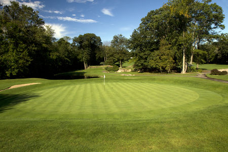 Overview of golf course named Westchester Hills Golf Club