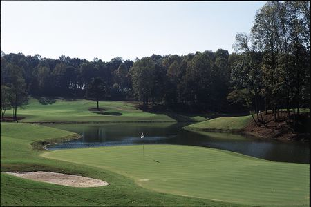 Woodmont golf and country club cover picture