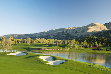 Yocha dehe golf club at cache creek casino resort cover picture