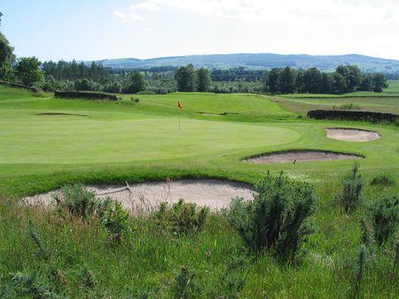 Thornhill Golf Club Cover