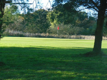 Polmont golf club cover picture