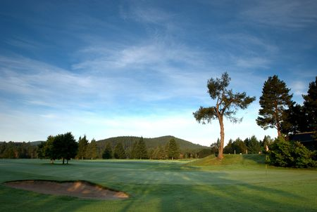 Overview of golf course named Ballater Golf Club