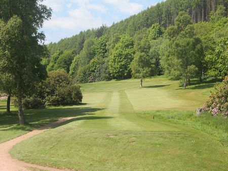 Crieff Golf Club Cover Picture