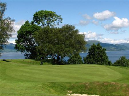 Gourock Golf Club Cover Picture