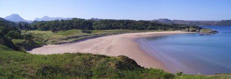 Gairloch golf club cover picture