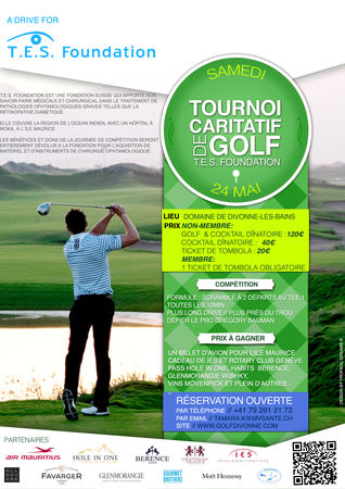 Tournoi Caritatif T.E.S. Foundation  Cover Picture