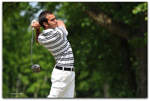 Avatar of golfer named Anthony Sabbah