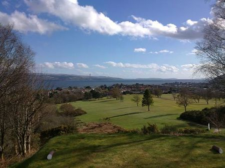 Cowal Golf Club Cover Picture