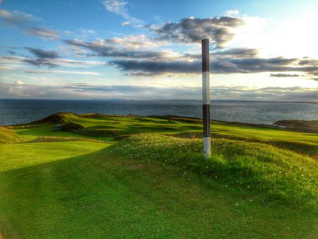 Brighouse Bay Golf Club Cover Picture