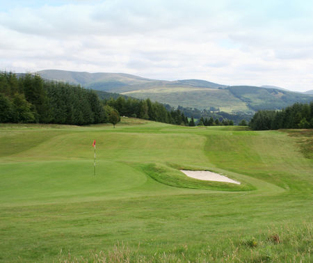 Moffat golf club cover picture
