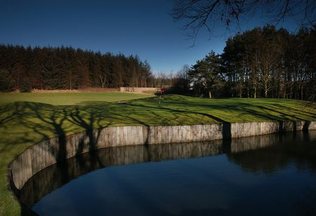 Deer park golf cover picture