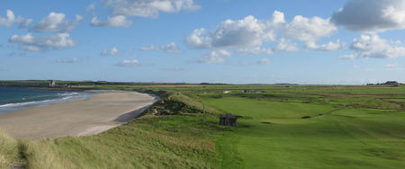 Wick Golf Club Cover Picture