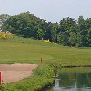Ballumbie castle golf club cover picture