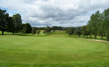 Overview of golf course named Kirkintilloch Golf Club