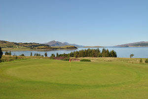 Isle of Skye Golf Club Cover Picture