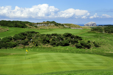 Whitekirk golf club cover picture