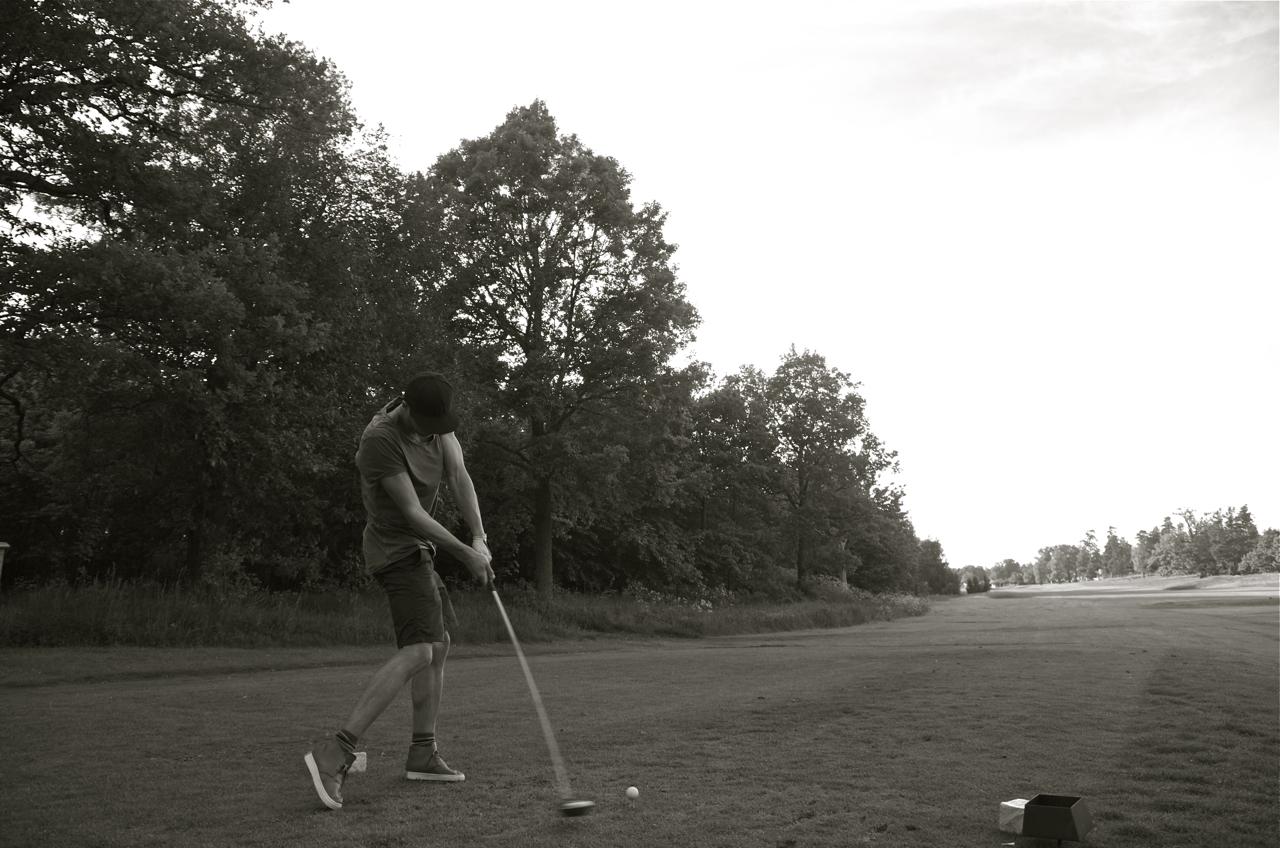 Avatar of golfer named Kristofer Svensson