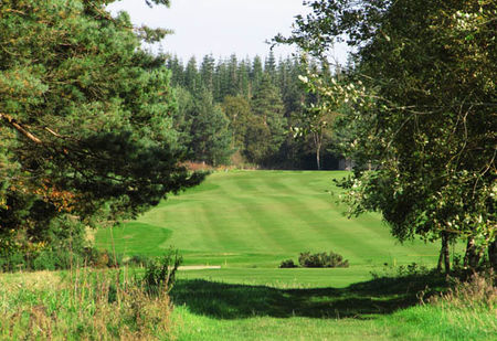 Gifford Golf Club Cover Picture