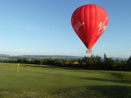 Strathmore Golf Centre Cover Picture