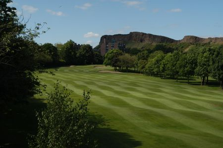 Overview of golf course named Prestonfield Golf Club