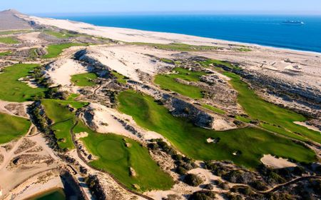 Overview of golf course named Diamante Cabo San Lucas - The Dunes