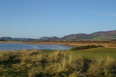 Overview of golf course named Southerness Golf Club