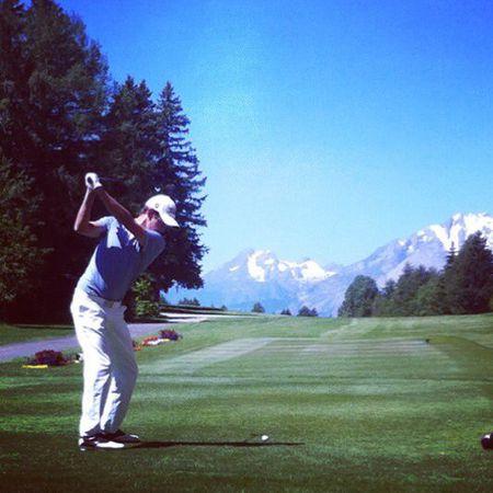 Profile cover of golfer named Zeno Felder