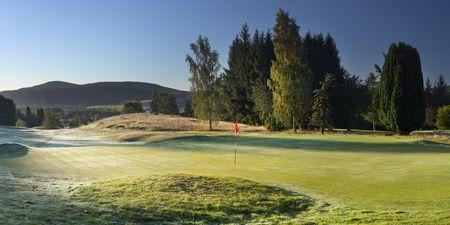 Comrie Golf Club Cover