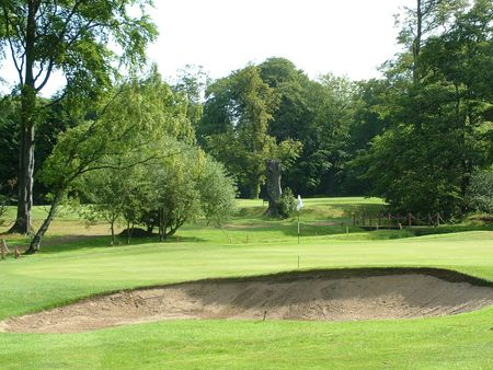 Overview of golf course named Gogarburn Golf Club