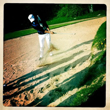 Avatar of golfer named Olivier Karch