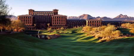 Westin kierland golf club cover picture