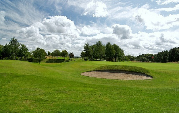 Bathgate golf club cover picture